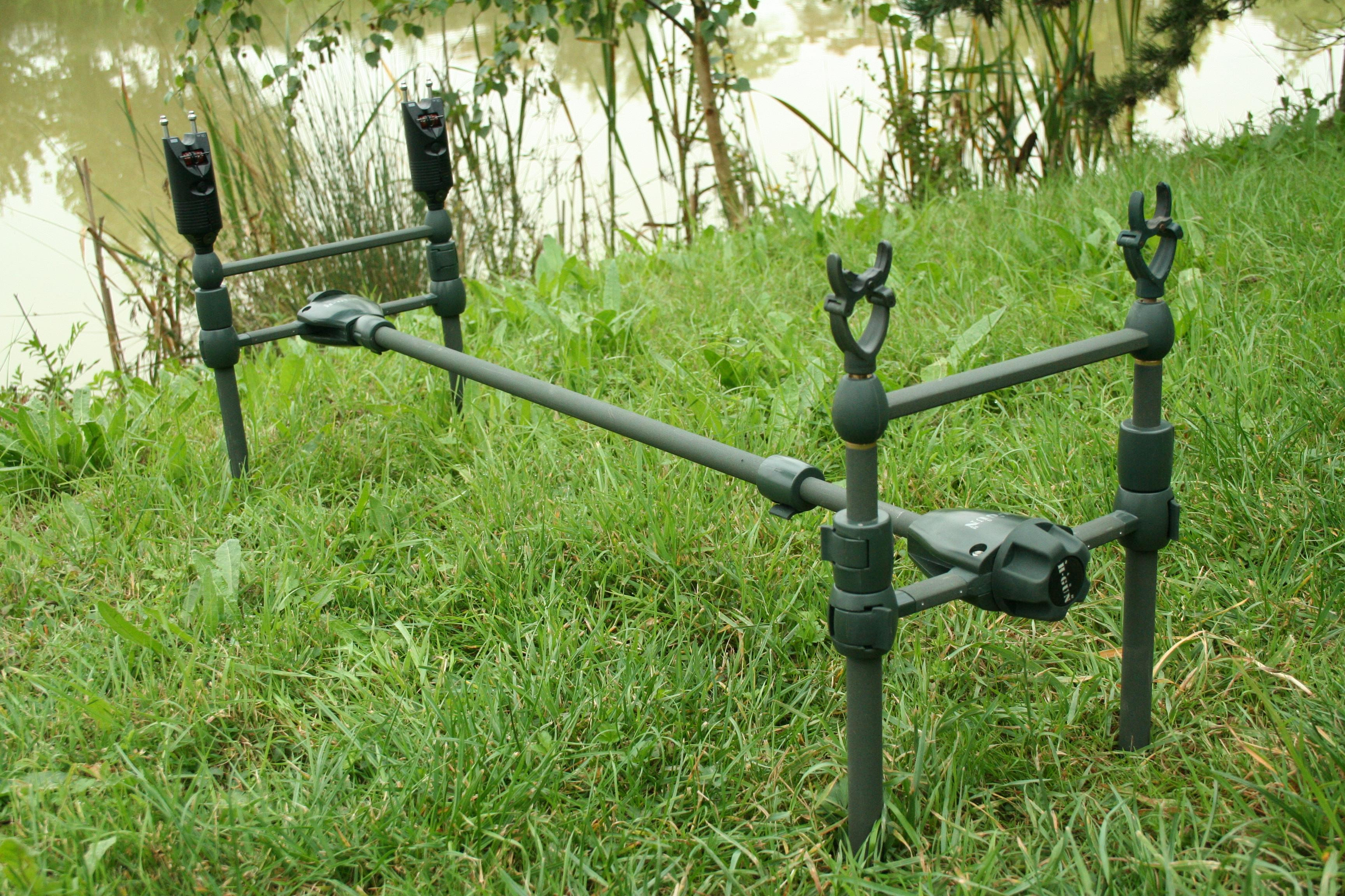 Nash Rod Pod *2 or 3 Rod* NEW Fishing Pods Adjustable Rod Support