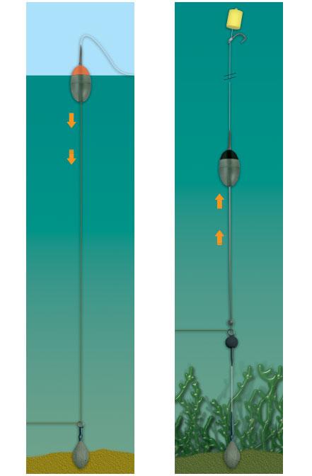Gardner Zig Link Line /& Zig Kit Complete Zig Kit