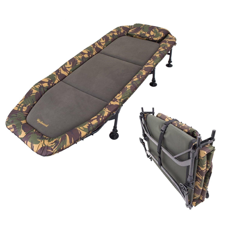 Best Bedchair? The Wychwood Tactical Flat Bedchair Review